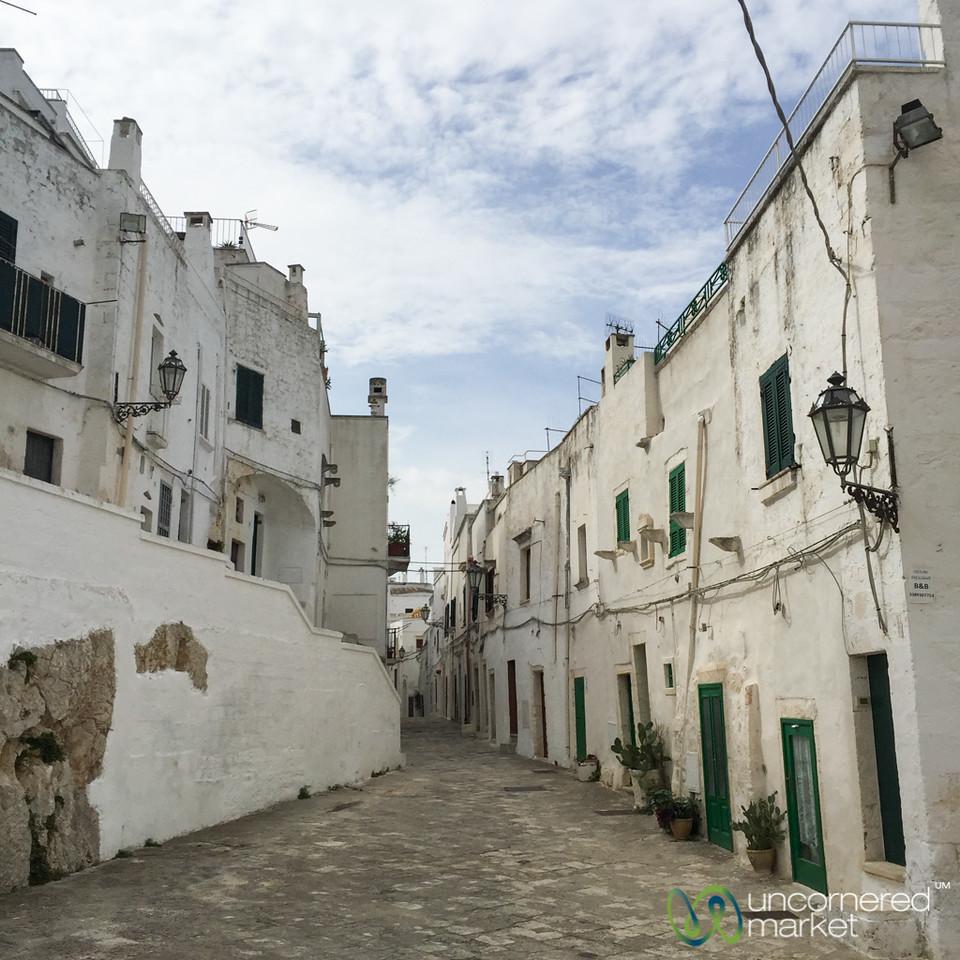 Ostuni Back Roads - Puglia, Italy