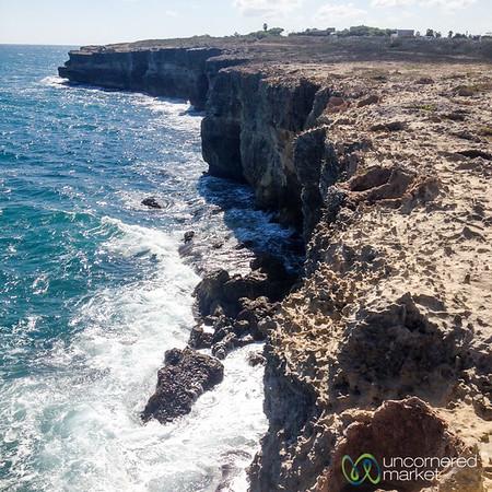Cliffs of Roca Vecchia - Puglia, Italy