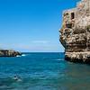Polignano A Mare during summer 2020