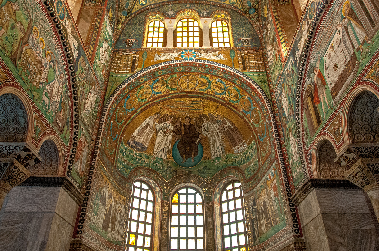 UNESCO World Heritage Site #242: Early Christian Monuments of Ravenna