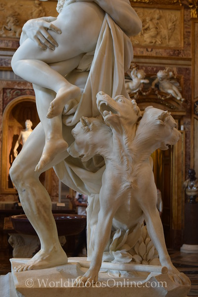 Bernini - Rape of Persephone