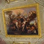 Ceiling Painting - Hercules