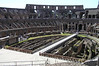 Rome - Colosseum - Arena showing Hypogeum S