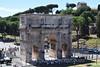 Forum - Arch of Constantine