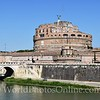 Castel Sant'Angelo or Mausoleum of Hadrian