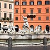 Piazza Navona - Bernini - Fountain of Neptune