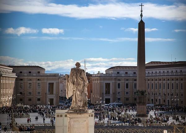 Rome - Saint Peter's Basilica 6314