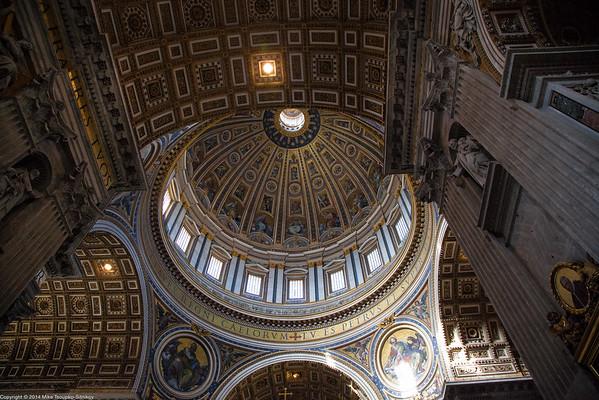 Rome - Saint Peter's Basilica 6324