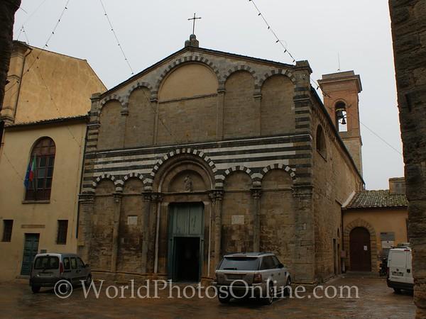 Volterra - Cathedral of Santa Maria Assunta