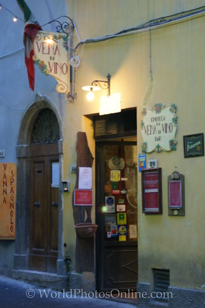 Volterra - Wine Tasting Room