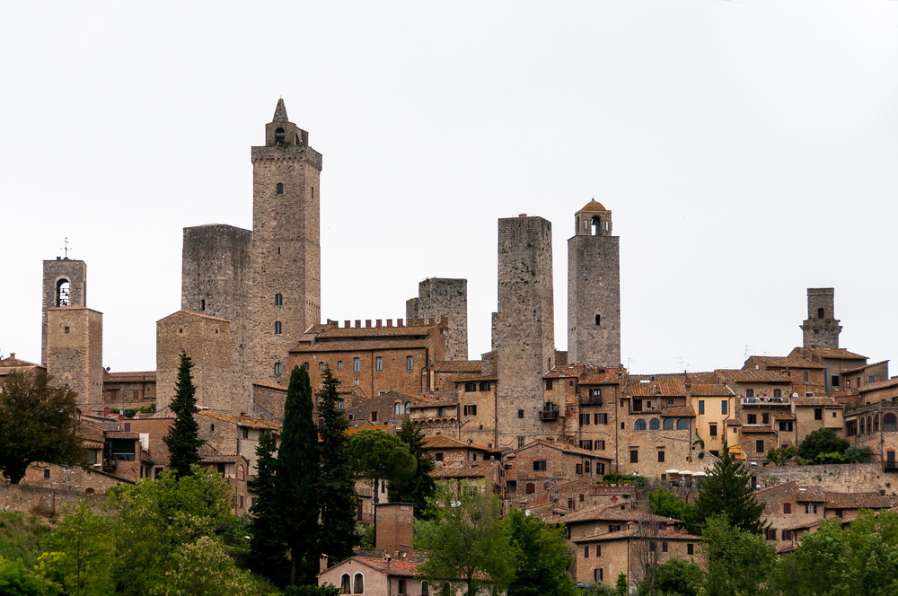 UNESCO World Heritage Site #246: Historic Centre of San Gimignano