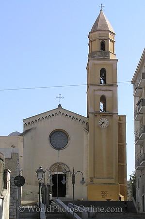 Sardinia - Cagliari - Church of St Eulalis