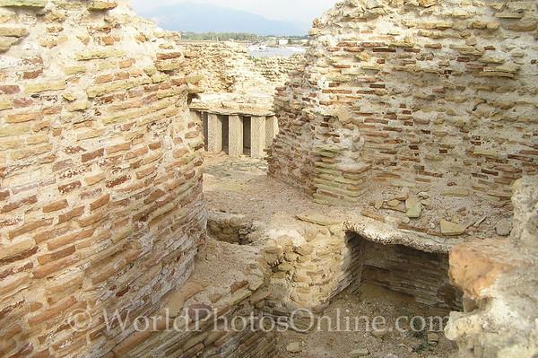Sardinia - Nora - Thermal Baths