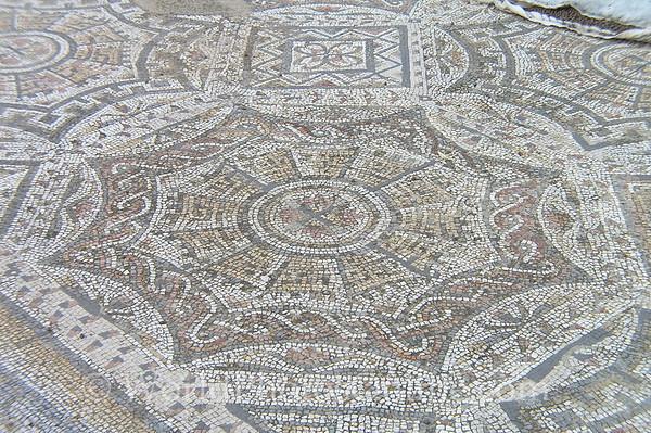 Sardinia - Nora - Mosaic Floor in Villa 2