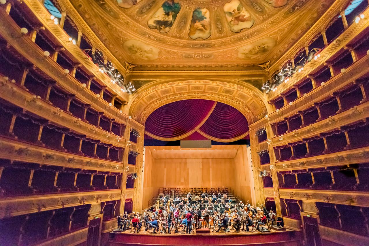 Teatro Massimo Vittorio Emanuele opera house
