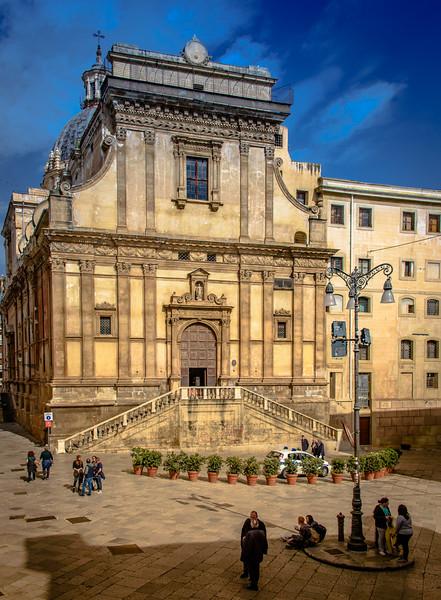 Santa Caterina, Palermo circa 1310