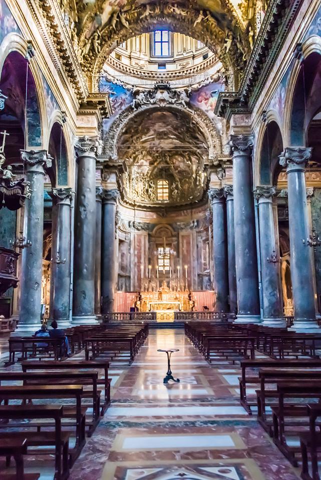 San Giuseppe dei Teatini, Palermo circa ~ 1620