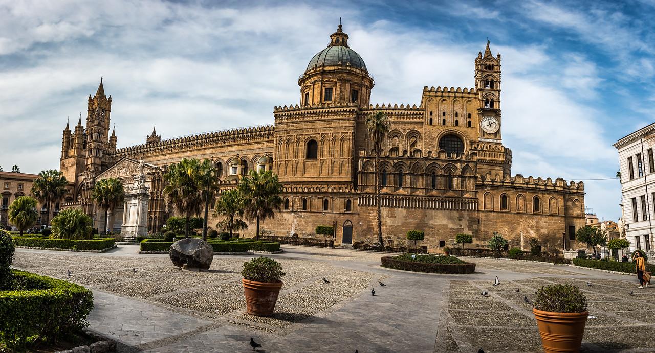 Palermo Cathedral circa 1185
