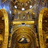 Mosaic in the Palatine Chapel