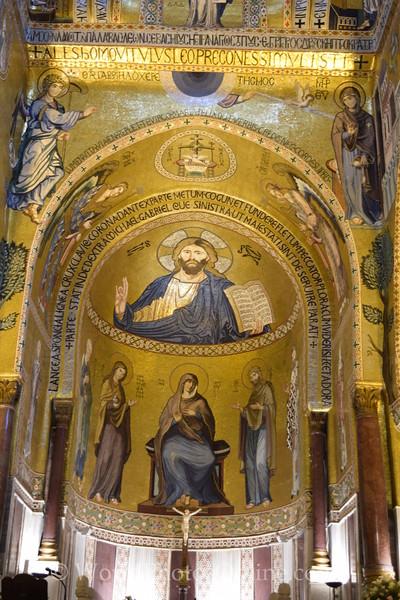 Mosaic of Christ the Pantocrator