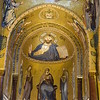 Mosaic of Christ the Pantocrator
