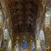 Mosaic in Palatine Chapel