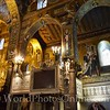 Mosaic in Palatine Chapel and Pulpit