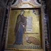 La Martorana - Mosaics - Mary and Admiral George