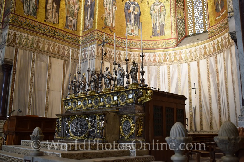 Monreale - Santa Maria Nuova Cathedral