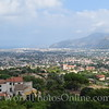 Monreale looking toward Palermo