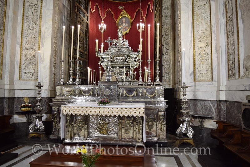 St. Rosalia Chapel