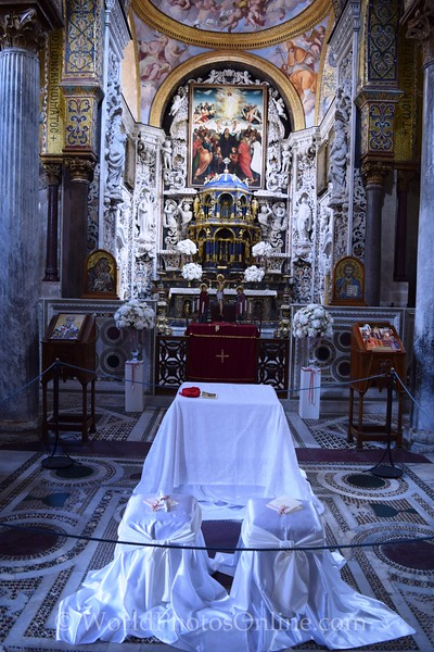 La Martorana - Wedding Altar