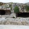Archaeological Park Necropolis - Tomb Entrances
