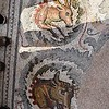 Mosaic on the Border of the Peristyle Floor