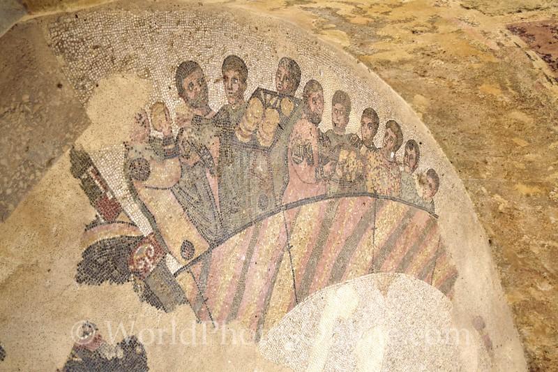Mosaics in Bath