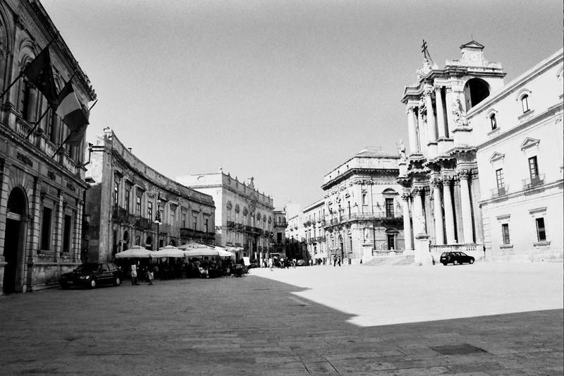 Piazza Duomo - Siracusa, Sicily
