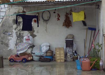 Garage Scene - Sicily
