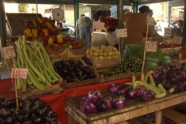 Vegetable Market - Palermo, Sicily