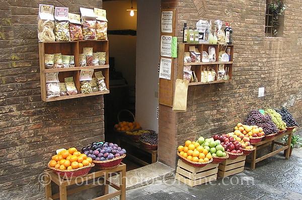 Siena - Food Shop