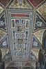 Siena - Cathedral of Siena - Piccolomini Library - Ceiling