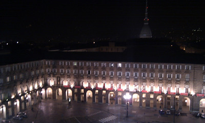 Picture from the Palazzo Madama where we had our conference meal