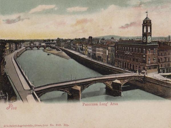 Panorama Lung ' Arno
