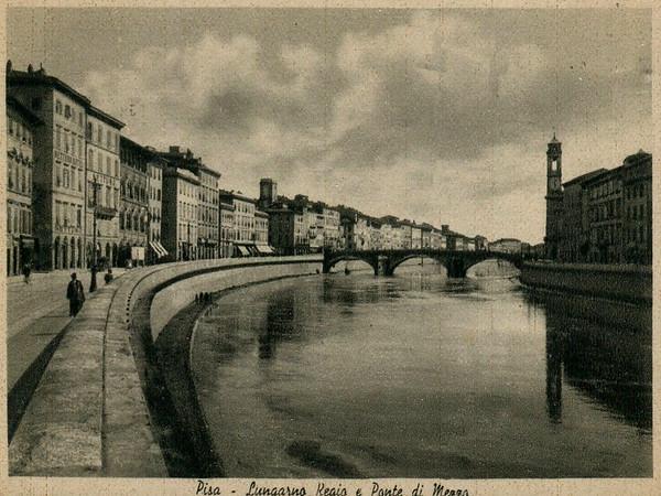 Lungarno Regio and the Ponte di Mezzo