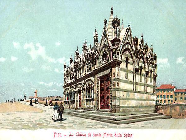 La Chiesa di Santa Maria della Spina