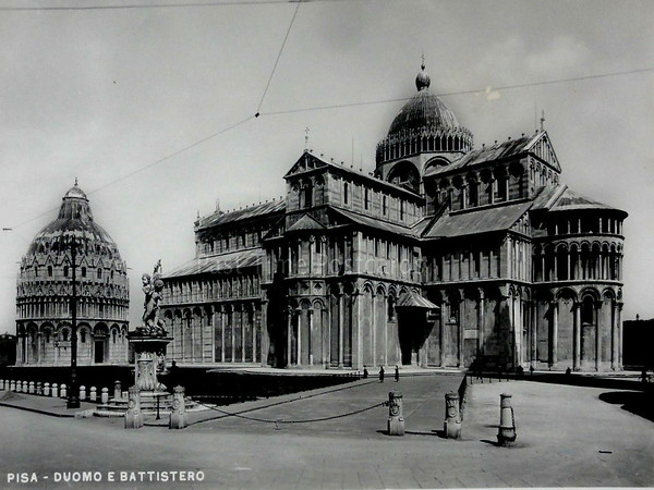 Dumo e Battistero