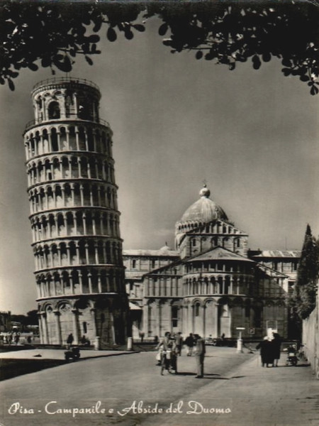 Three Views of the Leaning Tower........
