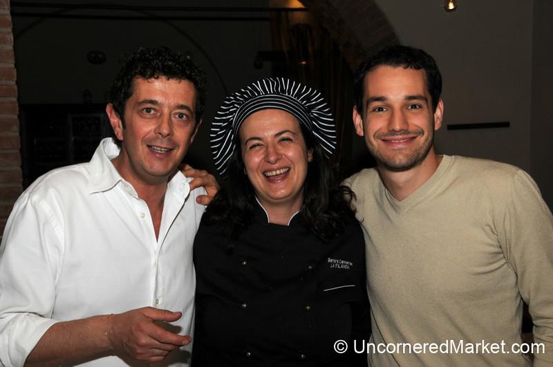 New Friends in Manciano - Maremma, Italy