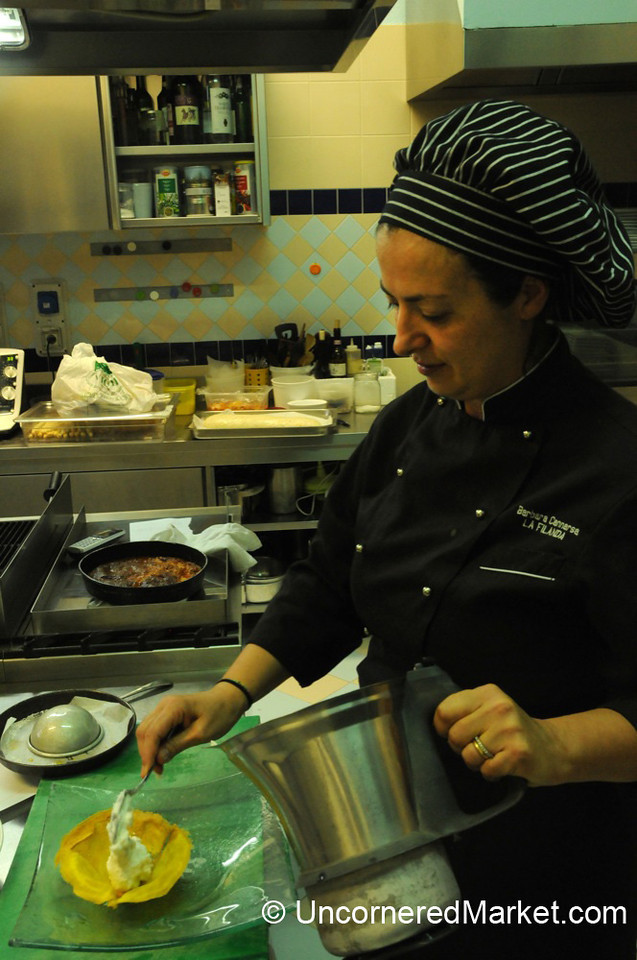 In the Kitchen with Barbara - Manciano, Italy