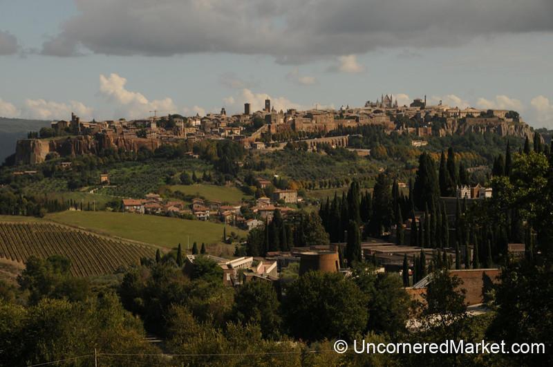 Orvieto on the Hill - Umbria, Italy