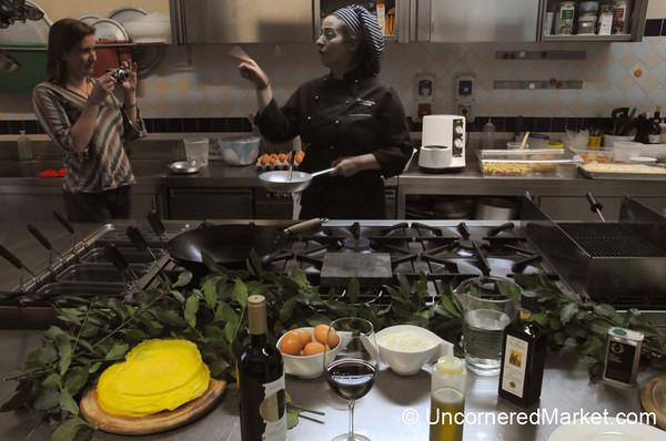 Cooking Class at La Filanda - Manciano, Italy